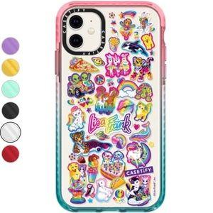 Casetify iPhone 11 Case Lisa Frank Stickerfest!